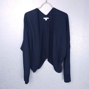 Standard James Perse Open Cardigan Size Large